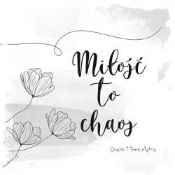 Podkładka pod kubek - Chaos